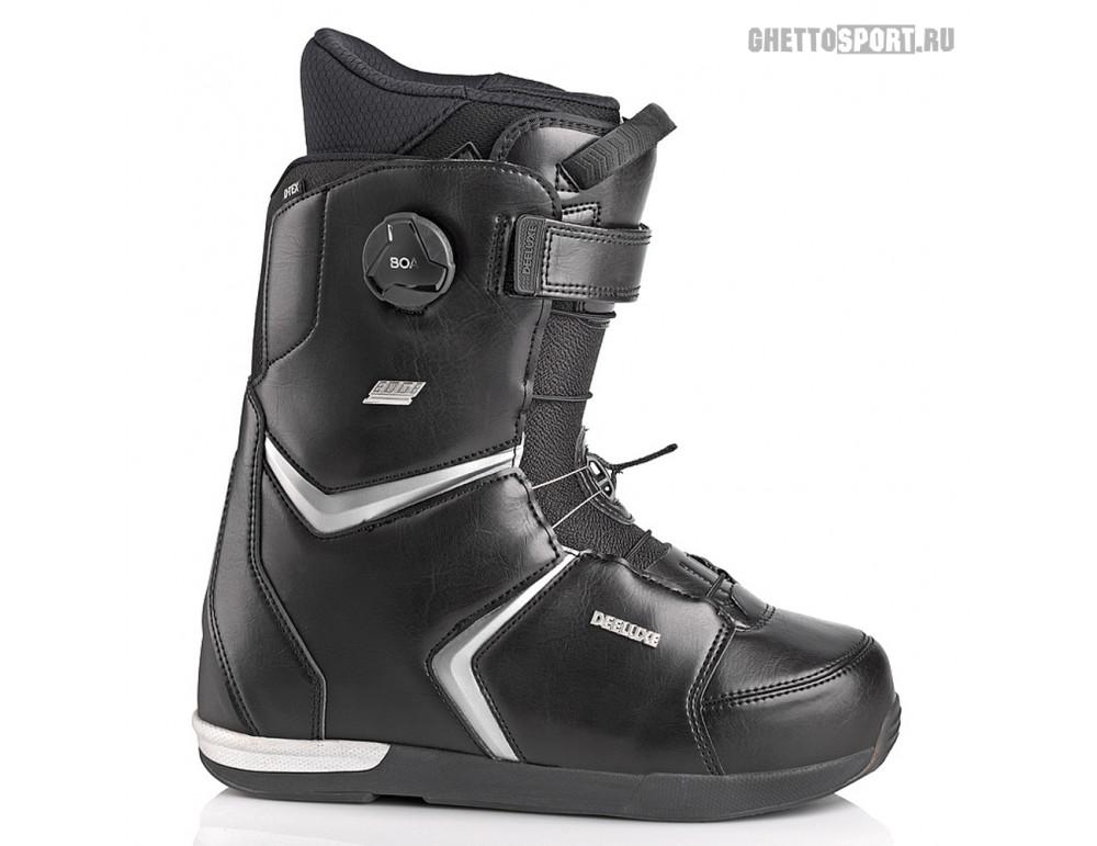 Ботинки Deeluxe 2021 Edge Pf Black