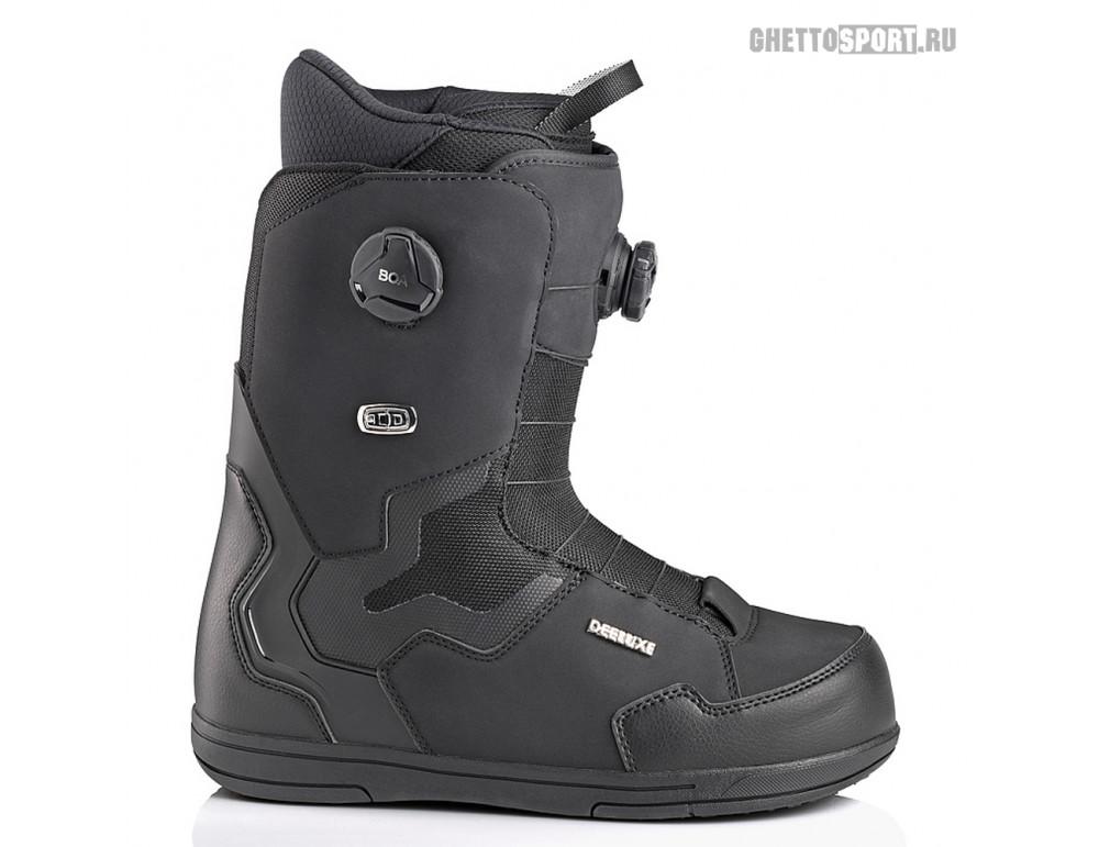 Ботинки Deeluxe 2021 ID Dual Boa Pf Black