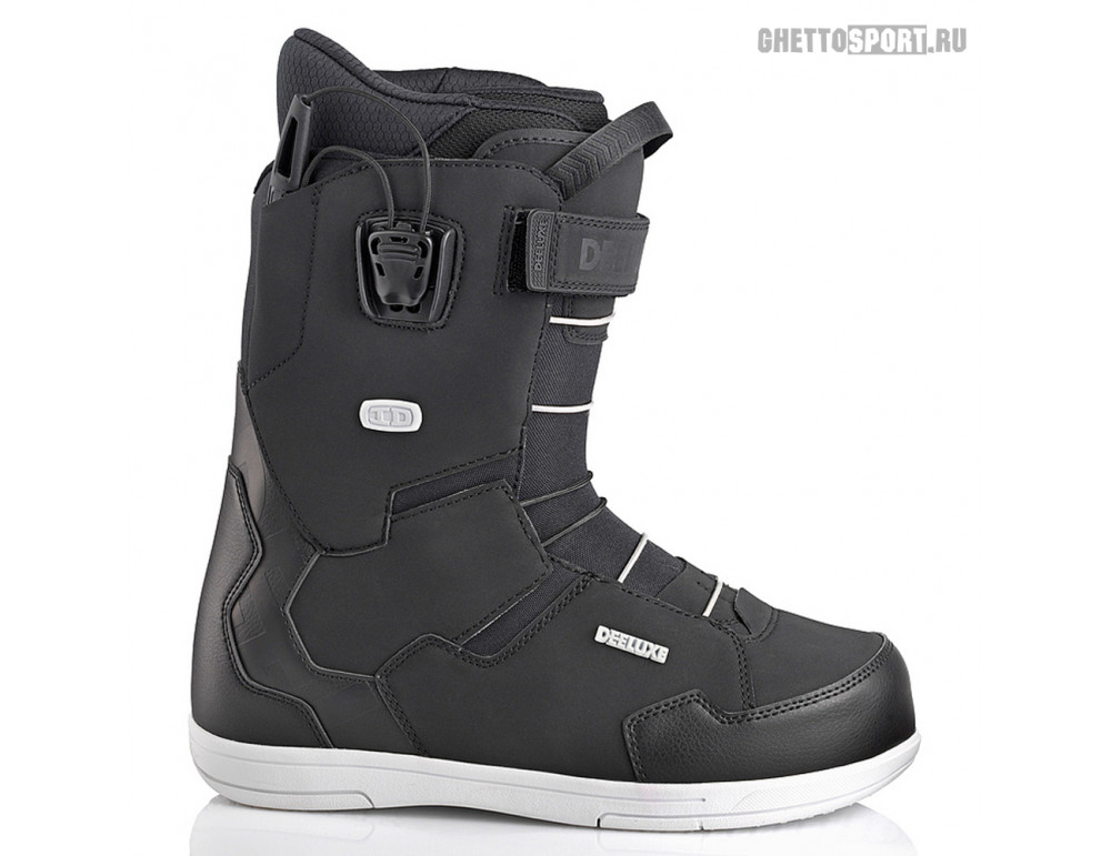 Ботинки Deeluxe 2021 Team ID Pf Black