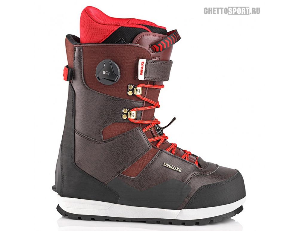 Ботинки Deeluxe 2021 X-Plorer Pf Brown