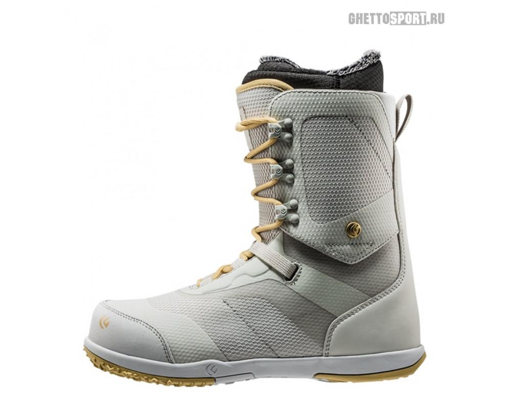 Ботинки Flux 2019 X9 Xgl Tx-Lace White/Gold 11