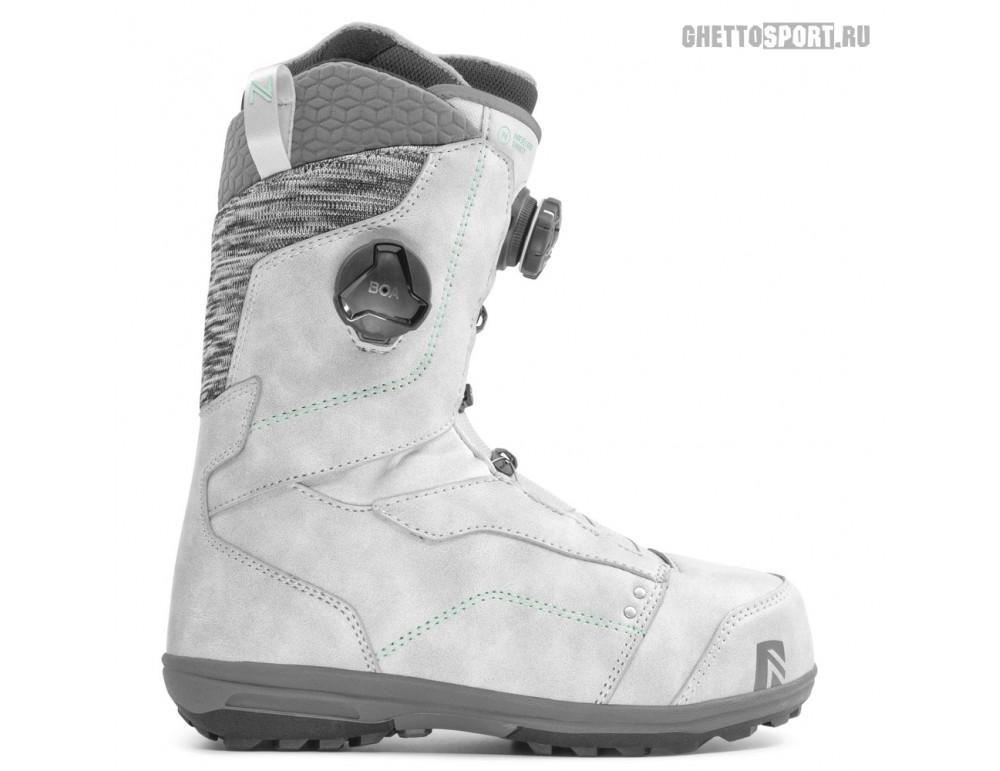 Ботинки Nidecker 2020 Trinity Platinum Gray