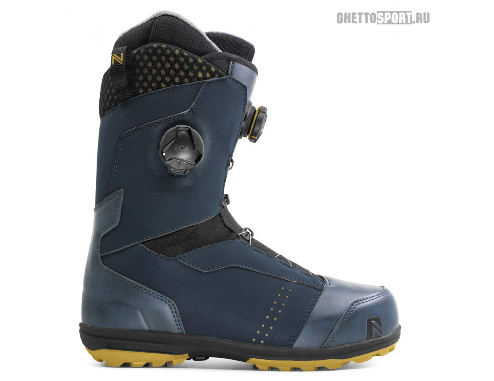 Ботинки Nidecker 2020 Triton Midnight Blue