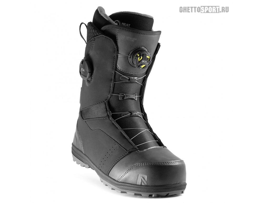 Ботинки Nidecker 2021 Triton Black