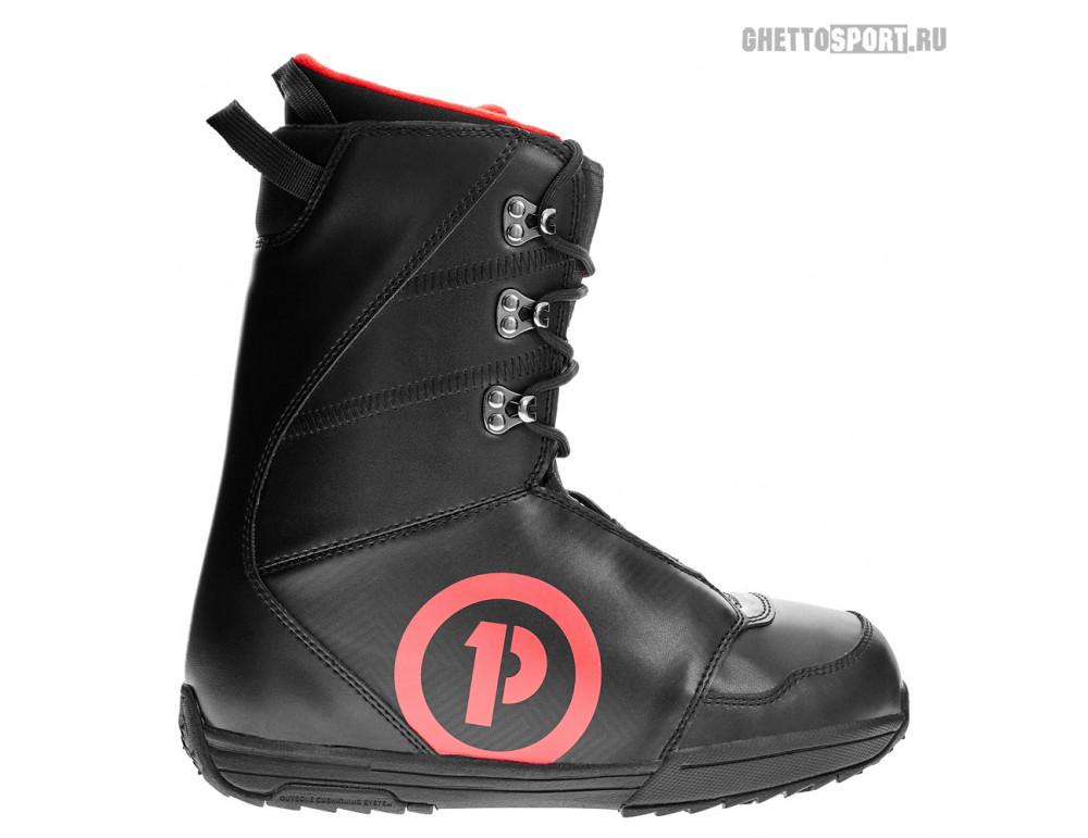 Ботинки Prime 2019 Daily Men Black/Red