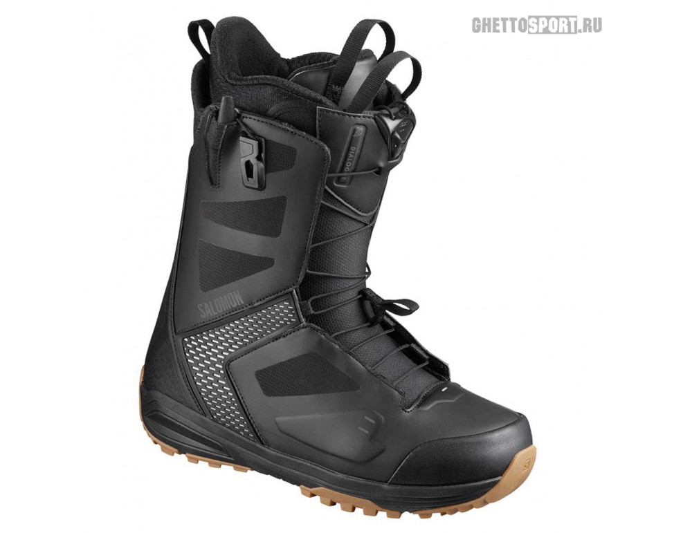Ботинки Salomon 2020 Dialogue Black/Gray Viole