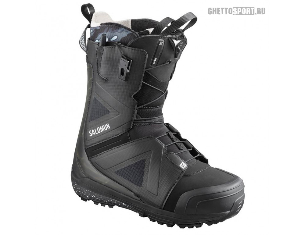 Ботинки Salomon 2020 Hi Fi Black/Castlerock