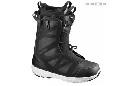 Ботинки Salomon 2020 Launch Black/White