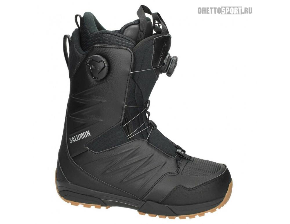 Ботинки Salomon 2020 Synapse Focus Boa Black/Gum