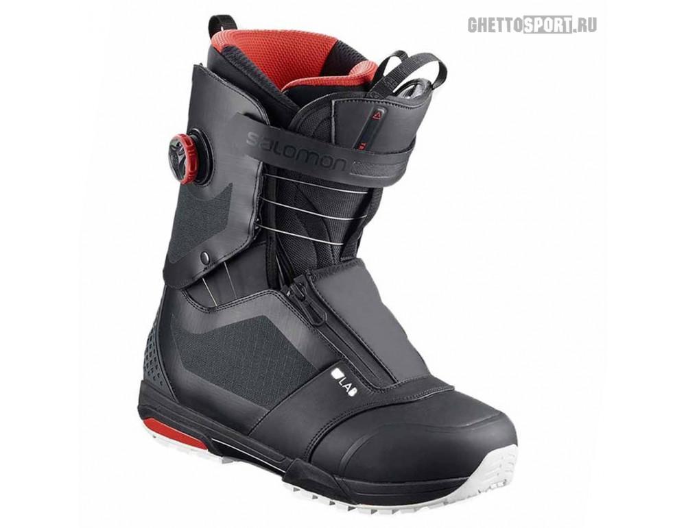 Ботинки Salomon 2020 Trek S/Lab Black 10