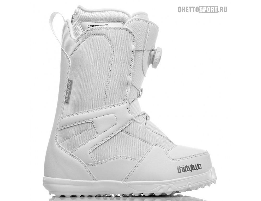 Ботинки Thirty Two 2019 Shifty Boa W'S White