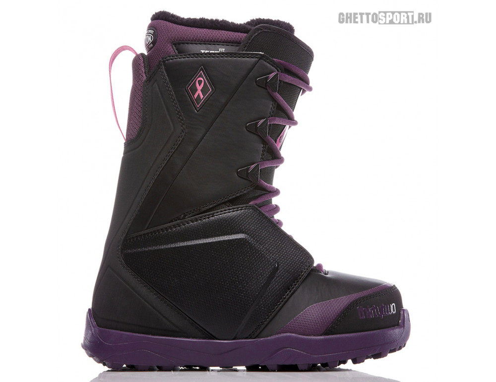 Ботинки Thirty Two 2019 Lashed B4BC W'S Black/Purple 7,5
