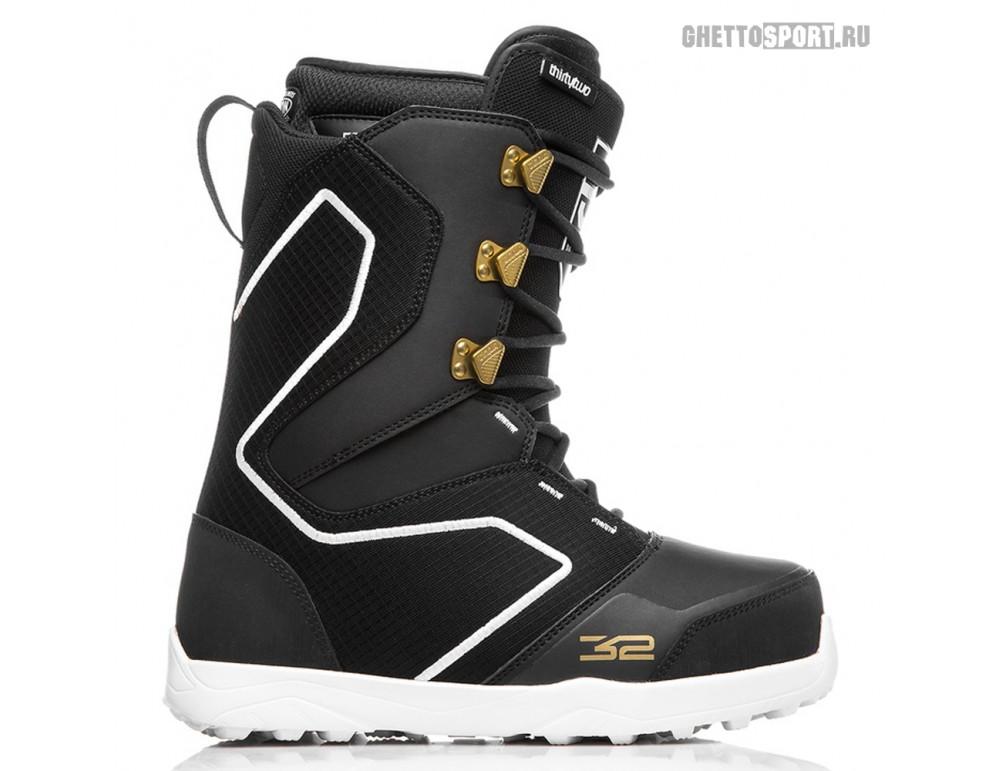 Ботинки Thirty Two 2019 Light JP Black 11,5