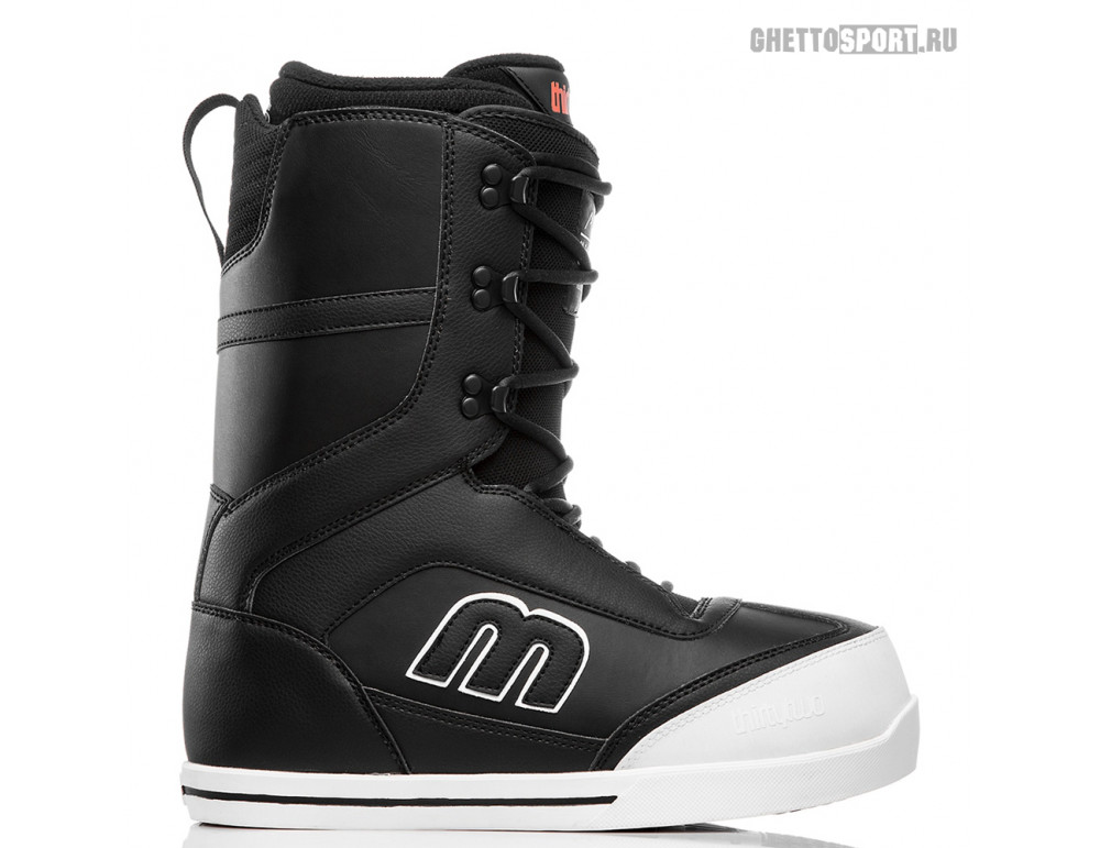 Ботинки Thirty Two 2019 Lo-Cut Black/White 11