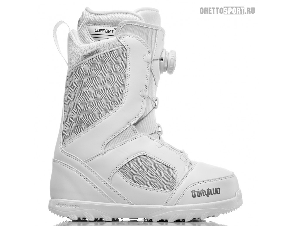 Ботинки Thirty Two 2019 STW Boa W'S White