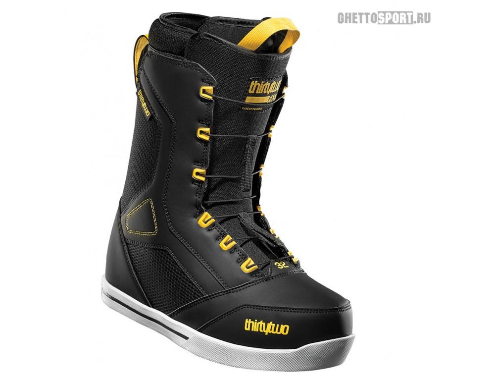 Ботинки Thirty Two 2020 86 FT Black/Yellow