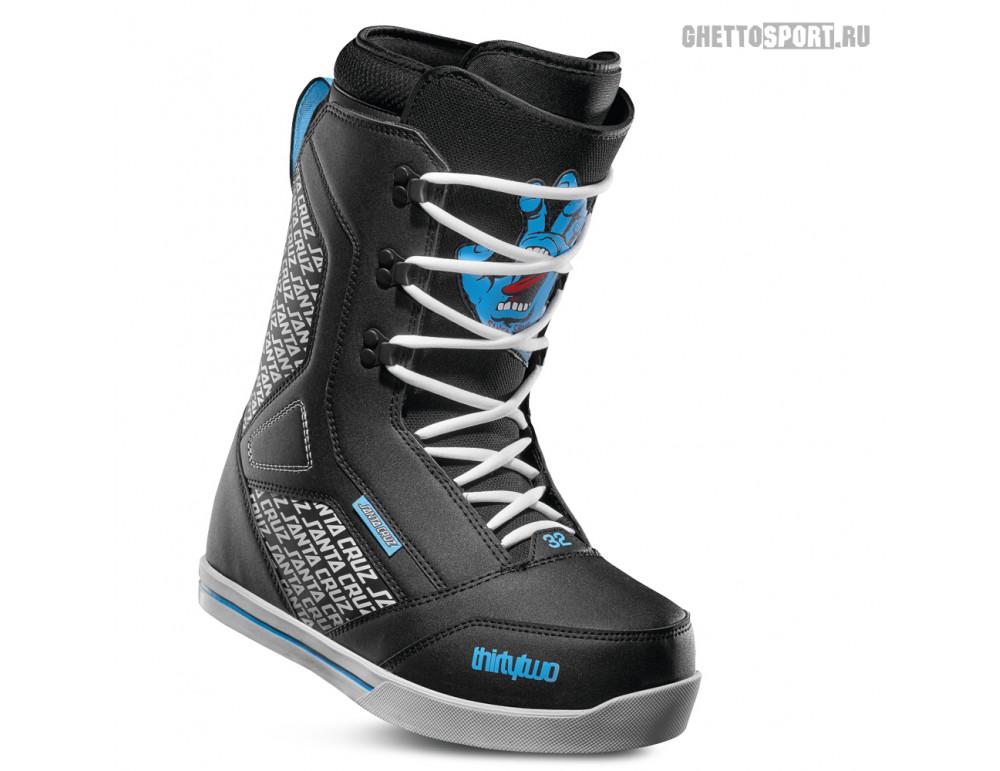 Ботинки Thirty Two 2020 86 Santa Cruz Black/Blue/White
