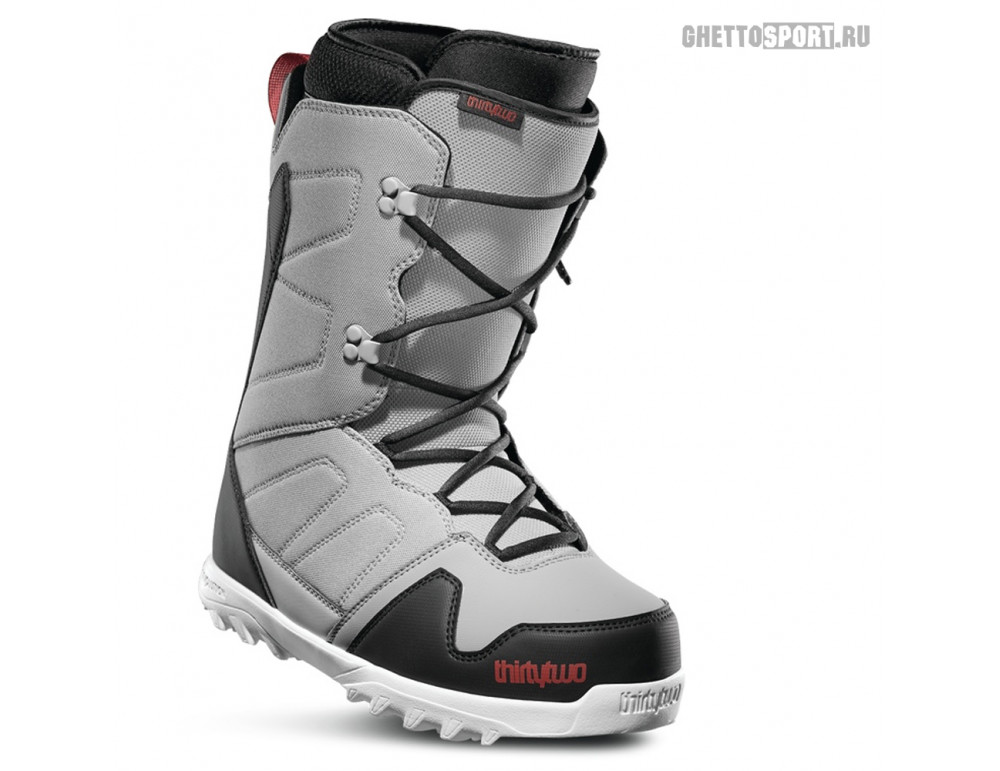 Ботинки Thirty Two 2020 Exit Grey/Black/Red