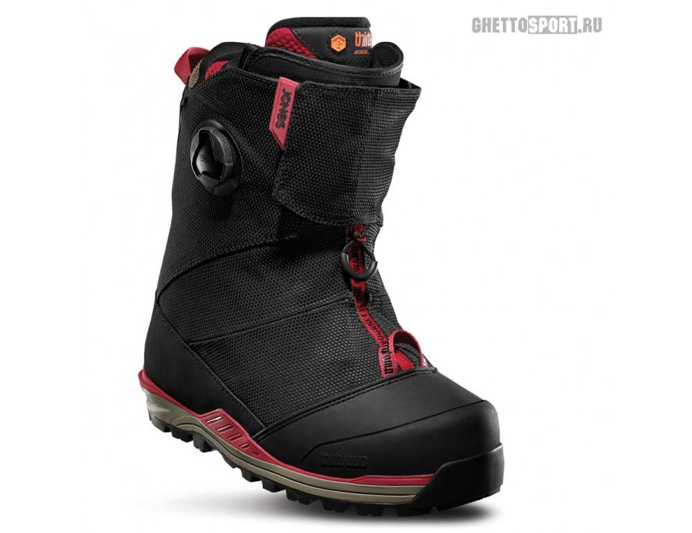 Ботинки Thirty Two 2020 Jones Mtb Black/Tan/Red
