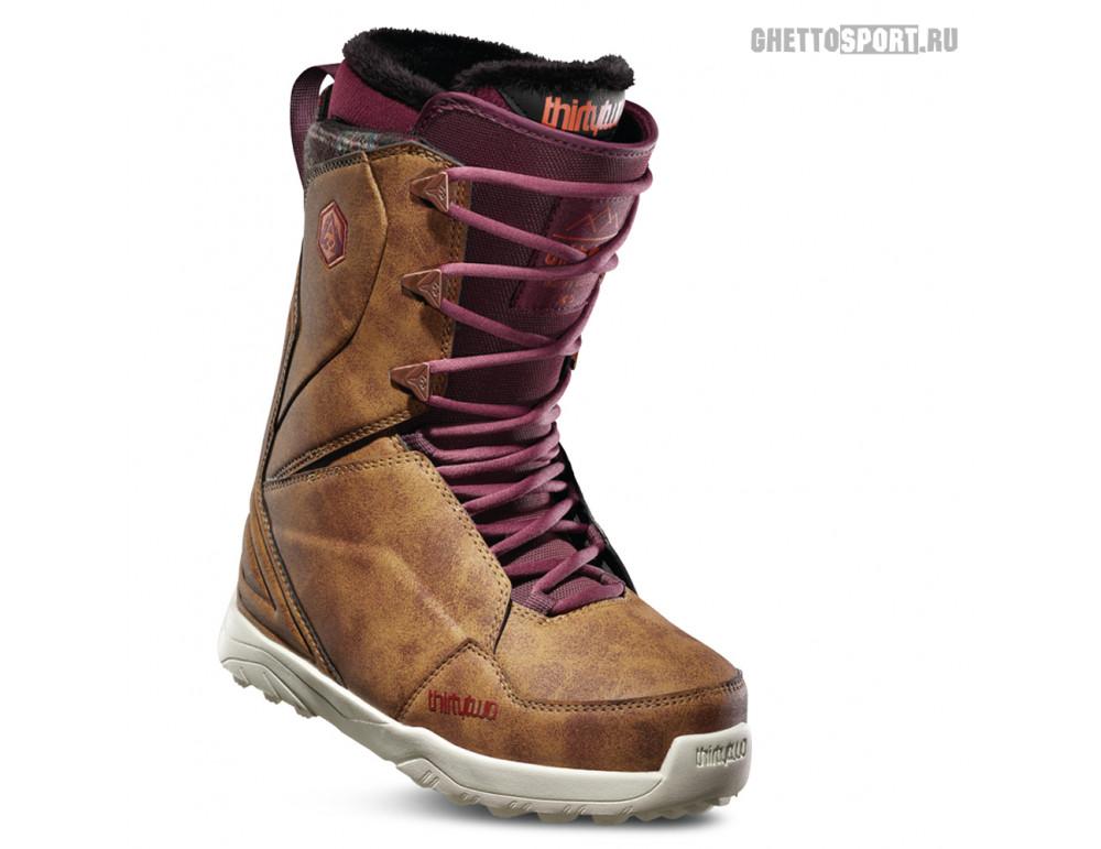 Ботинки Thirty Two 2020 Lashed W'S Brown