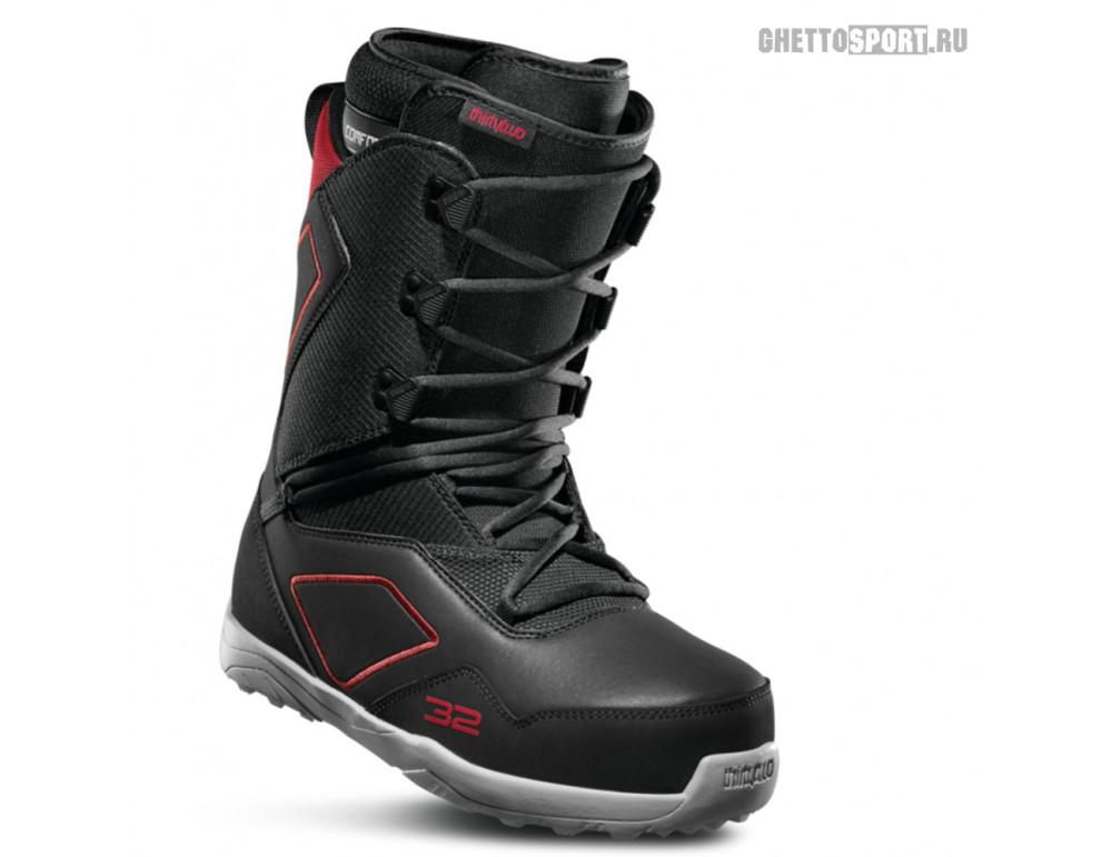 Ботинки Thirty Two 2020 Light Black/Red