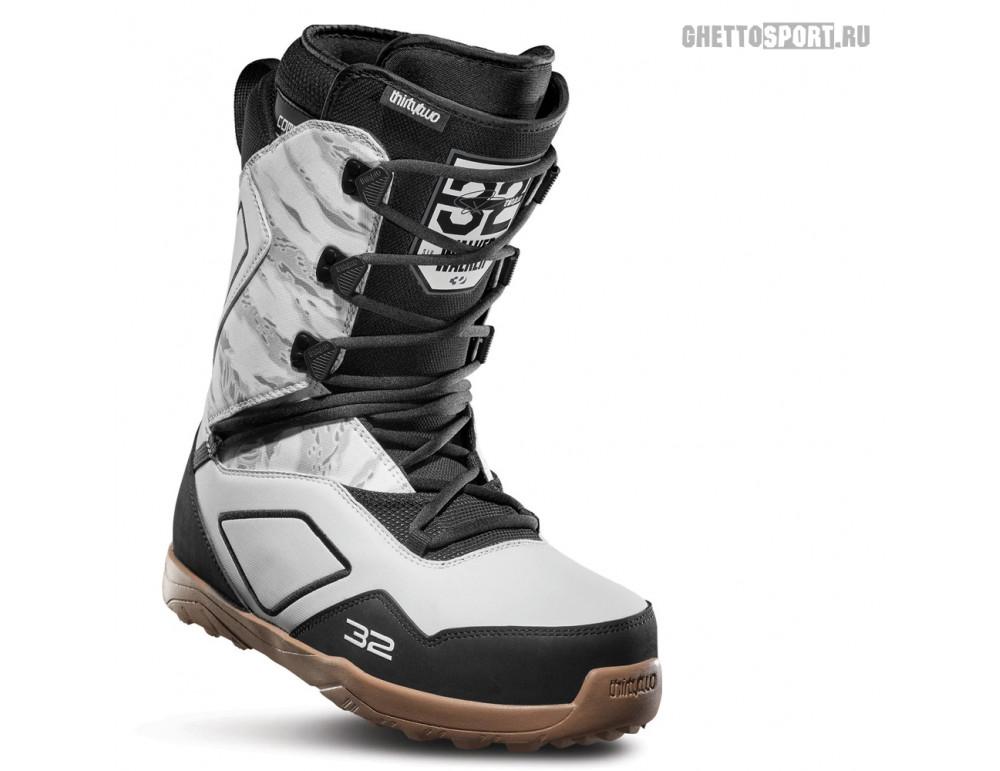 Ботинки Thirty Two 2020 Light JP White/Black/Gum