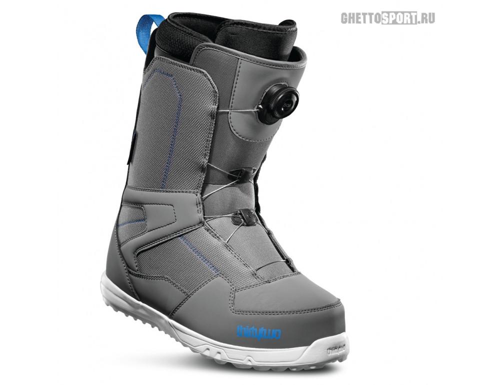 Ботинки Thirty Two 2020 Shifty Boa Grey 10,5