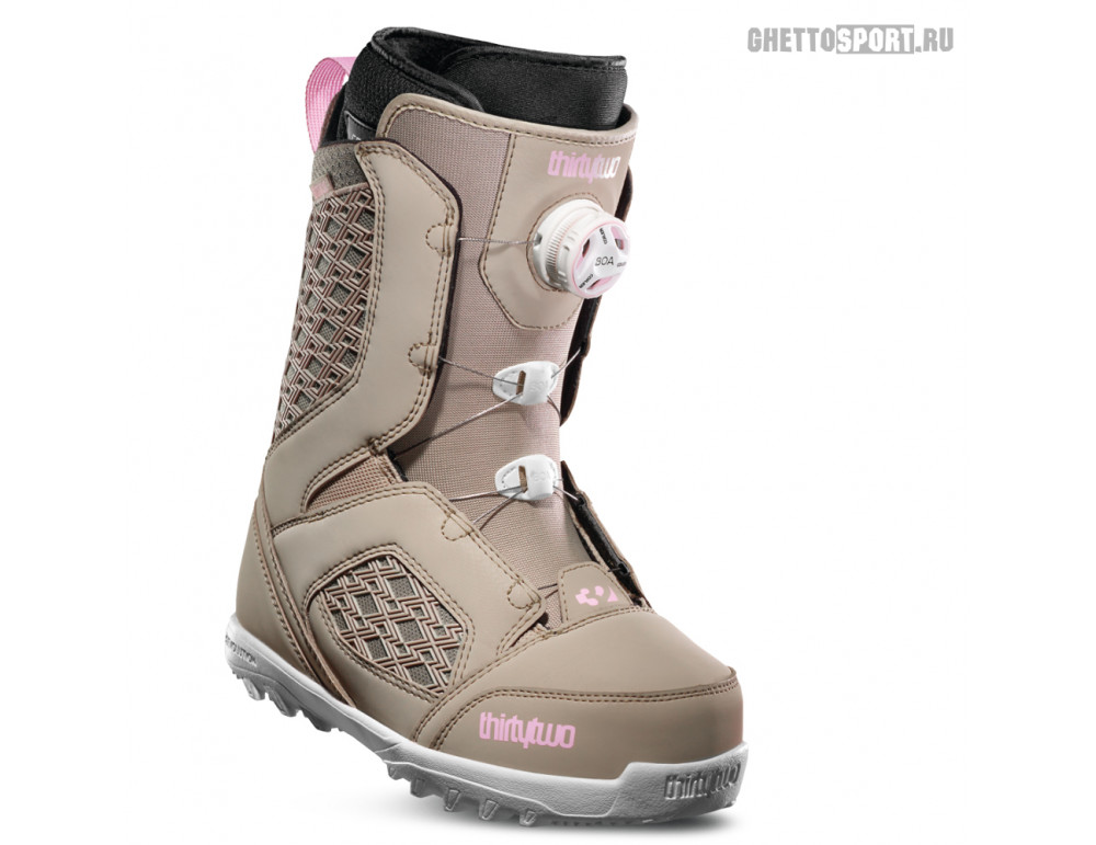 Ботинки Thirty Two 2020 STW Boa W'S Tan
