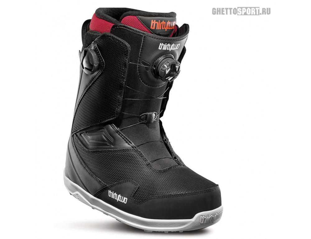 Ботинки Thirty Two 2020 TM-2 Double Boa Black
