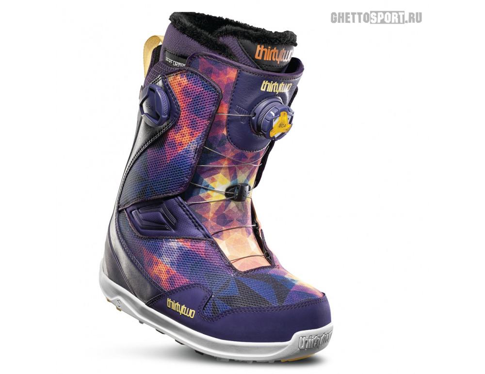 Ботинки Thirty Two 2020 TM-2 Double Boa W'S Purple