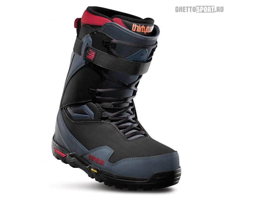 Ботинки Thirty Two 2020 TM-2 XLT Dark Grey/Black/Red 10,5