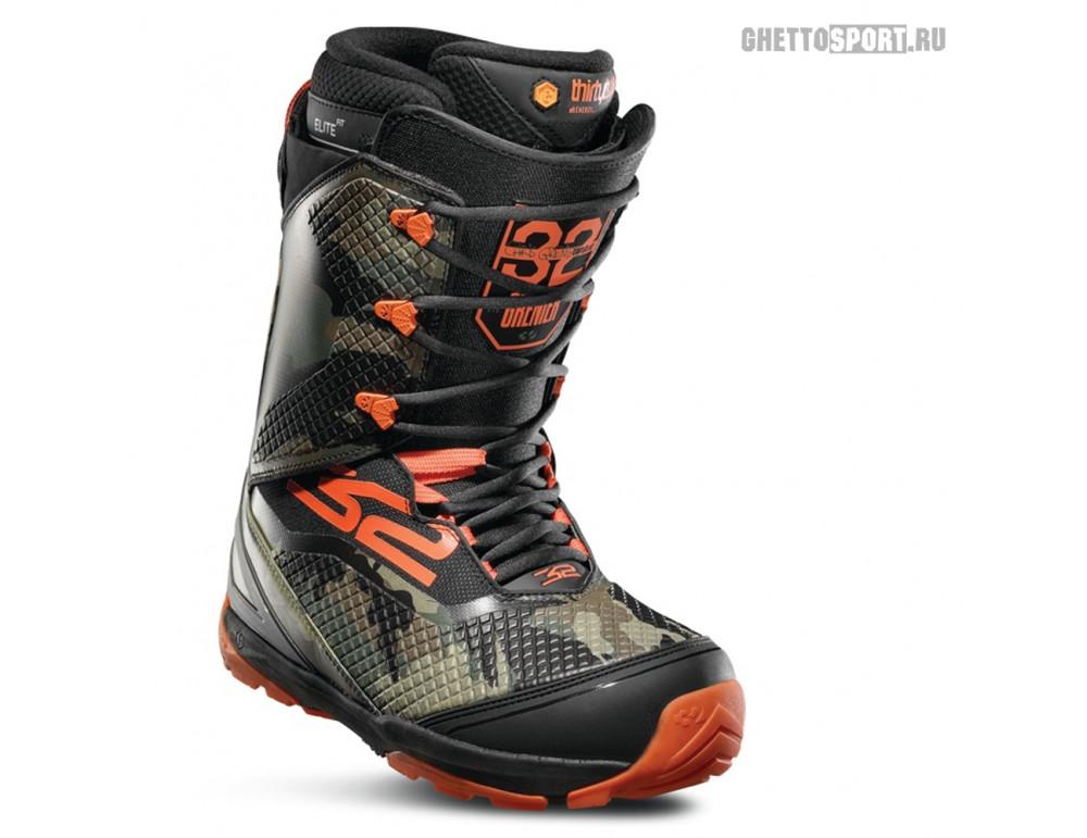 Ботинки Thirty Two 2020 TM-3 Grenier Camo