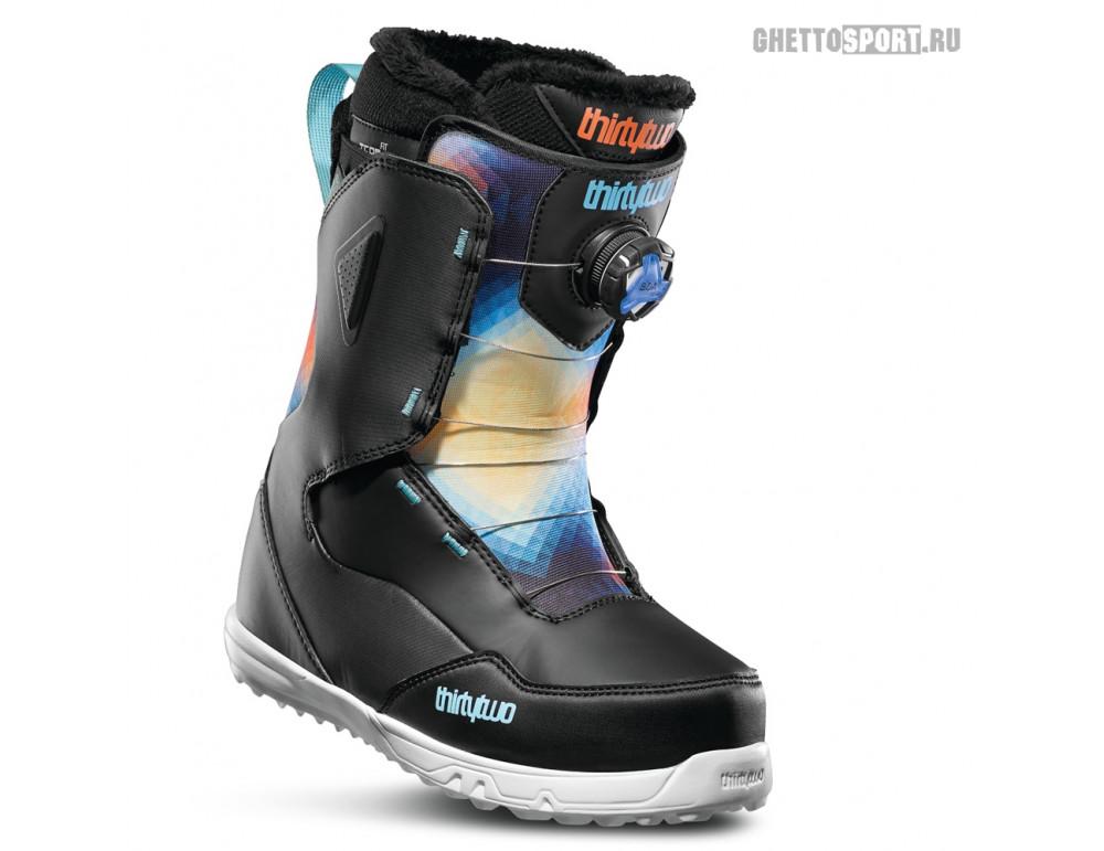 Ботинки Thirty Two 2020 Zephyr Boa W'S Black/Blue/White