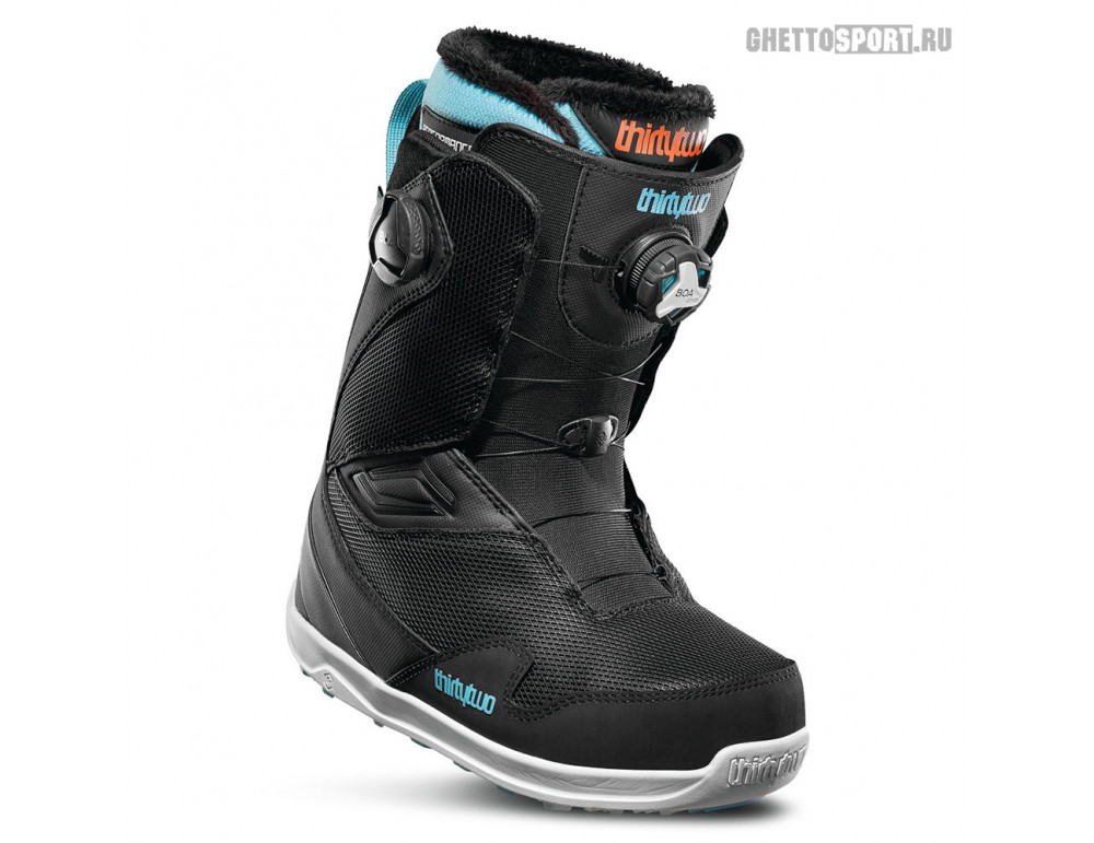 Ботинки Thirty Two 2020 TM-2 Double Boa W'S Black/Blue/White