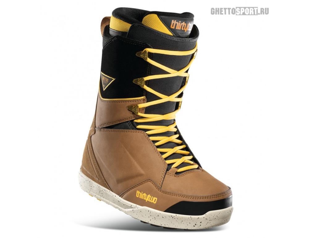 Ботинки Thirty Two 2021 Lashed Brown/Black
