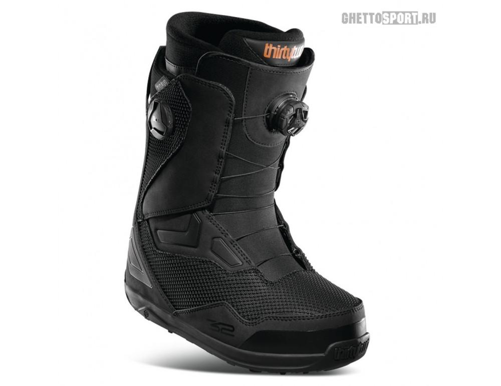 Ботинки Thirty Two 2021 Tm-2 Double Boa Black