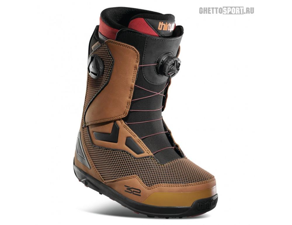 Ботинки Thirty Two 2021 Tm-2 Double Boa Brown