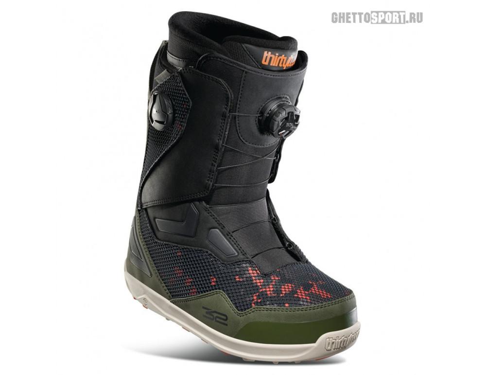 Ботинки Thirty Two 2021 Tm-2 Double Boa Camo