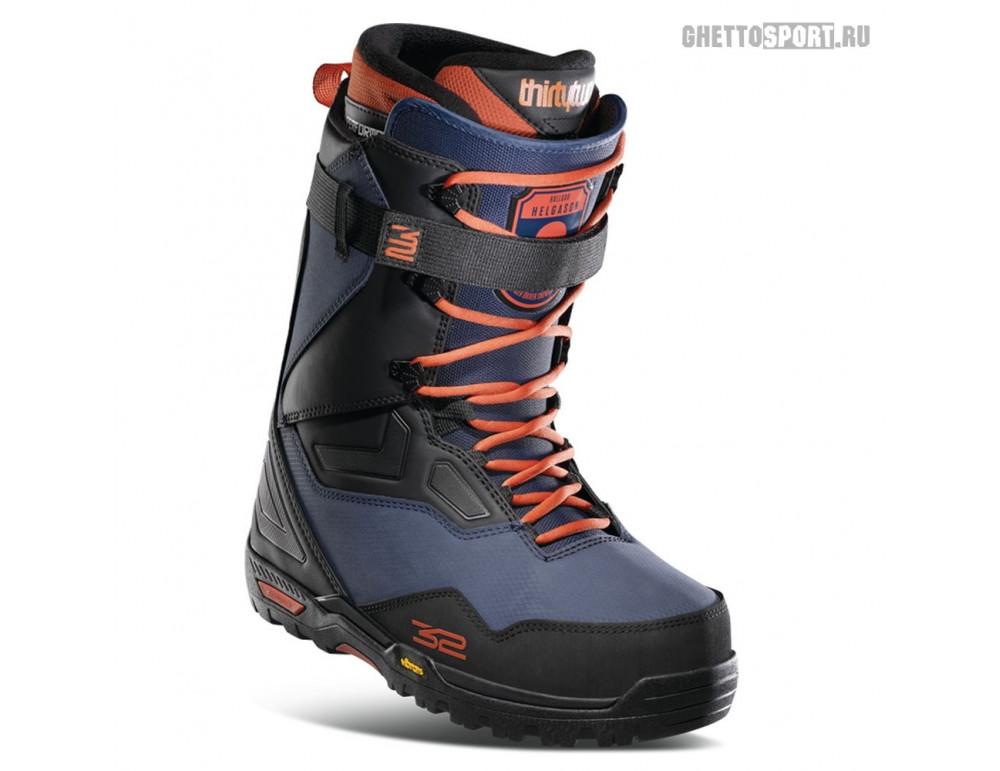 Ботинки Thirty Two 2021 Tm-2 Xlt Helgason Black/Orange/Navy