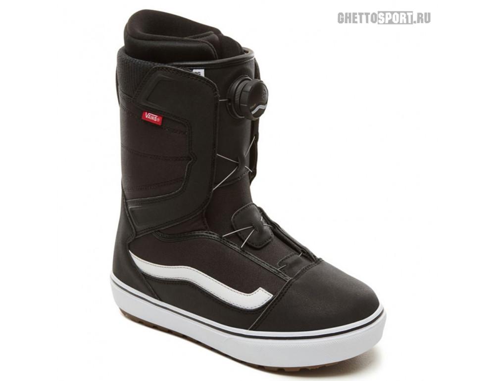 Ботинки Vans 2019 Aura OG Black/White 11