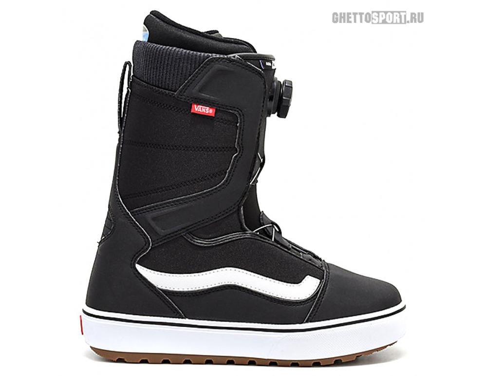 Ботинки Vans 2020 Aura OG Black/White