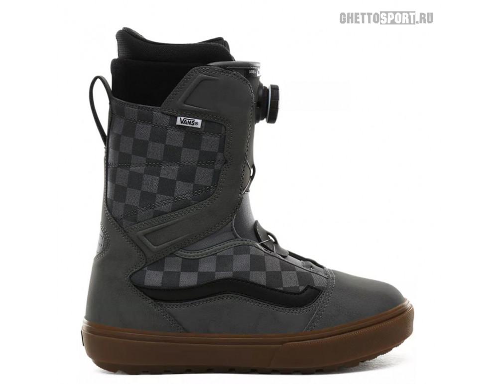 Ботинки Vans 2020 Aura OG Grey/Gum