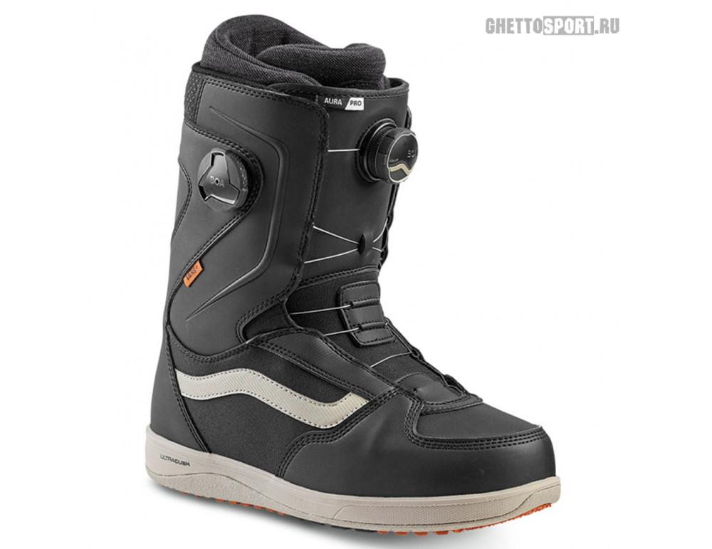 Ботинки Vans 2020 Aura Pro Black/Cashme