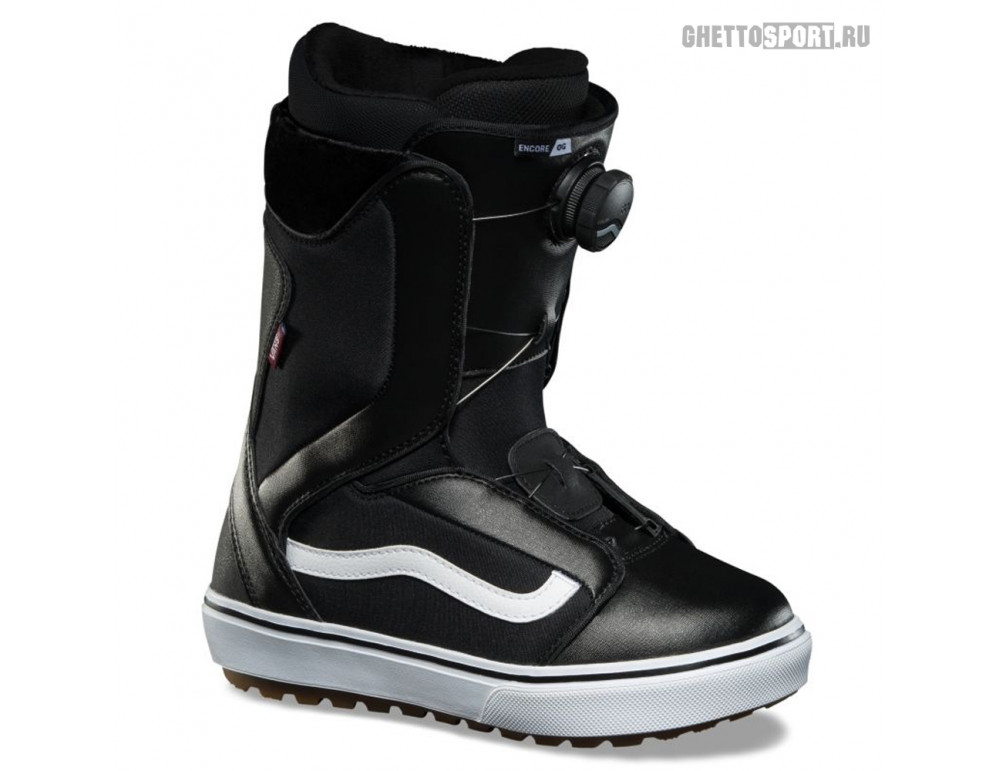 Ботинки Vans 2020 Encore OG Black/White 8
