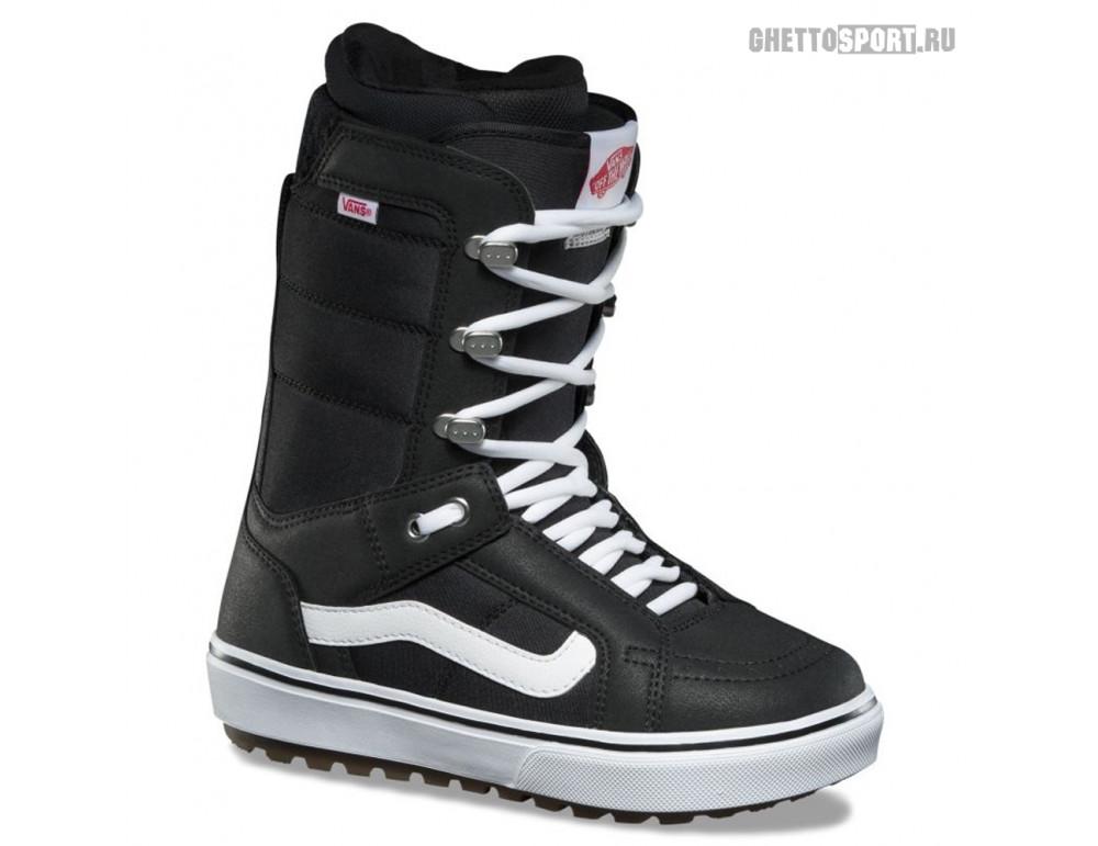 Ботинки Vans 2020 Hi Standard OG Black/White