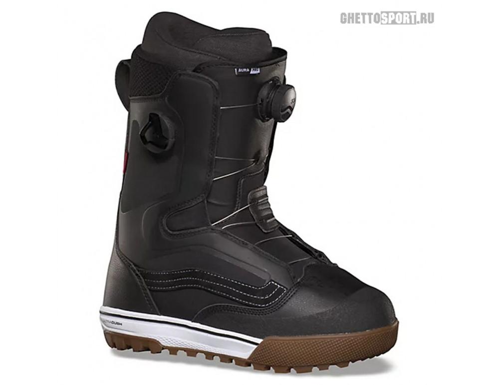 Ботинки Vans 2021 Aura Pro Black/White