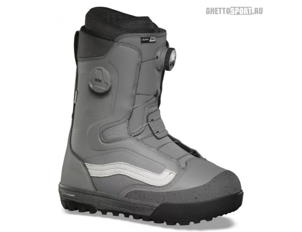 Ботинки Vans 2021 Aura Pro Gray/Marshmallo