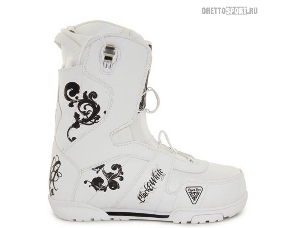 Ботинки Black Fire 2014 B&W White 7
