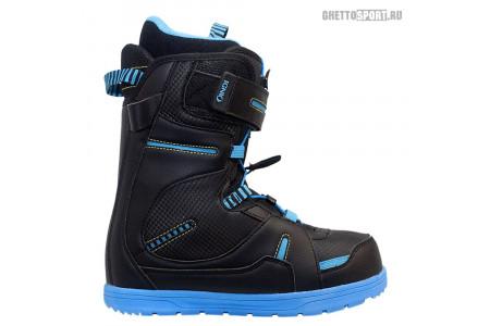 Ботинки Ignio 2015 FT Black/Blue 43