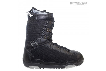 Ботинки Sims 2015 Oman Black Black 11